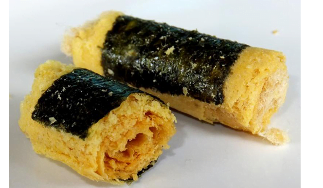 Món rong biển cuốn nhân thịt ngon nổi tiếng của Ma Cao (ảnh sưu tầm)