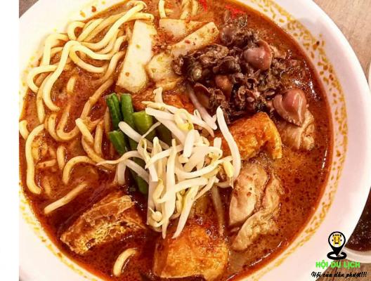 Món súp dừa cay ngon tuyệt (ảnh sưu tầm)