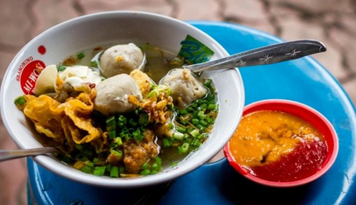 Món súp thịt viên bình dị mà cực ngon tại Indonesia (ảnh sưu tầm)