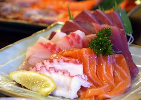 Món sashimi cực ngon ( ảnh sưu tầm)