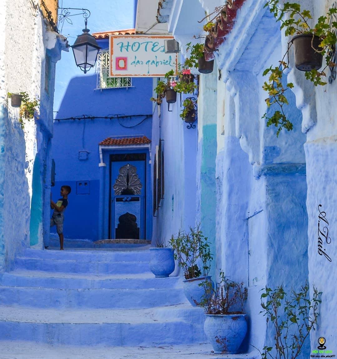 Vì sao nên chọn đất nước Morocco