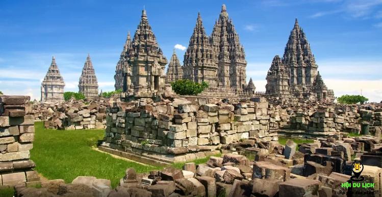 Prambanan luôn là điểm bạn yêu thích, khám phá (ảnh sưu tầm)
