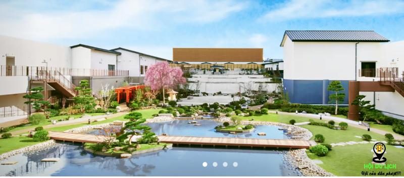 Solaniwa Onsen nơi đem đến nhiều trải nghiệm tuyệt vời nhất (ảnh sưu tầm)