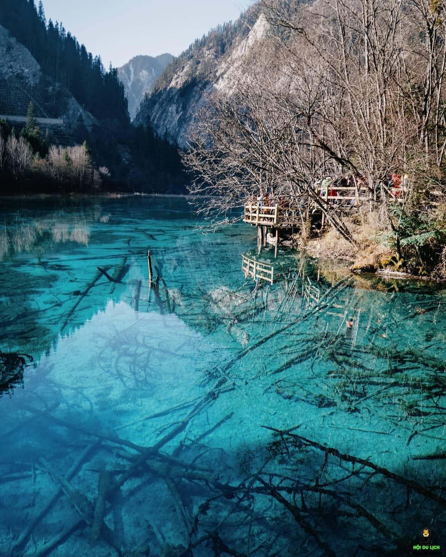 Truyền thuyết về thung lũng Jiuzhaigou