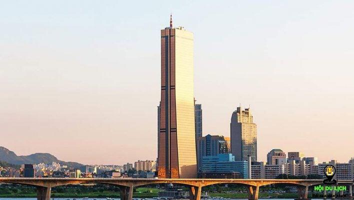 Trải nghiệm trên đài quan sát ngắm thành phố Seoul ( ảnh sưu tầm)
