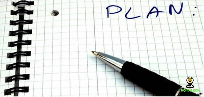 Luôn xây dựng các kế hoạch phòng bị để đảm bảo an toàn