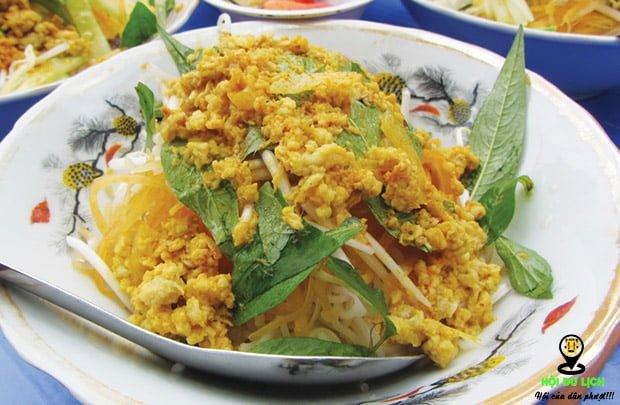 Món Bún Kèn Luôn được Lòng Khách Du Lịch ở Phú Quốc ( ảnh sưu tầm)