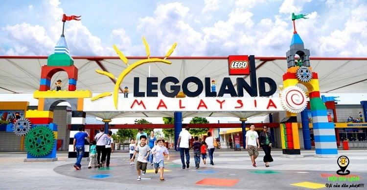 Cùng gia đình khám phá công viên Legoland ( ảnh sưu tầm)