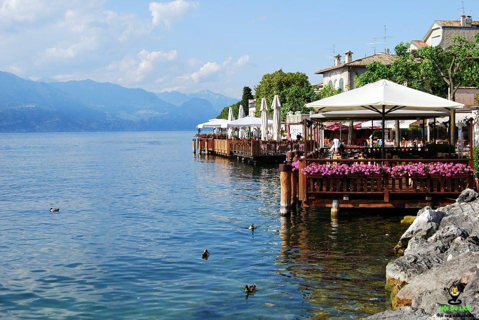 Chia sẻ kinh nghiệm du lịch tại hồ Garda