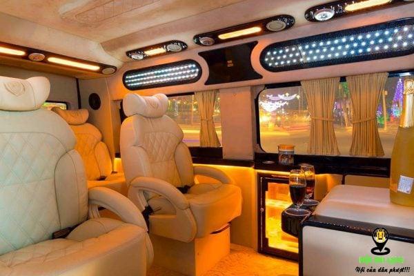 Bến Tre Limousine