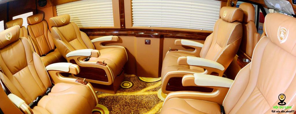 Thịnh Phát limousine - an tâm mọi nẻo đường