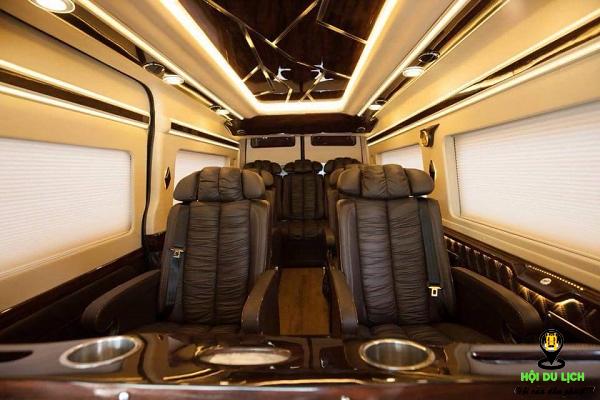 Xe VIP limousine đẳng cấp