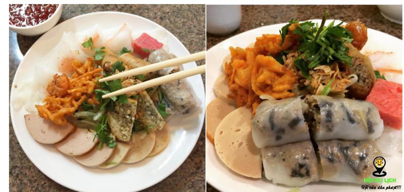 Món bánh ướt của người Sài Gòn ( ảnh sưu tầm)