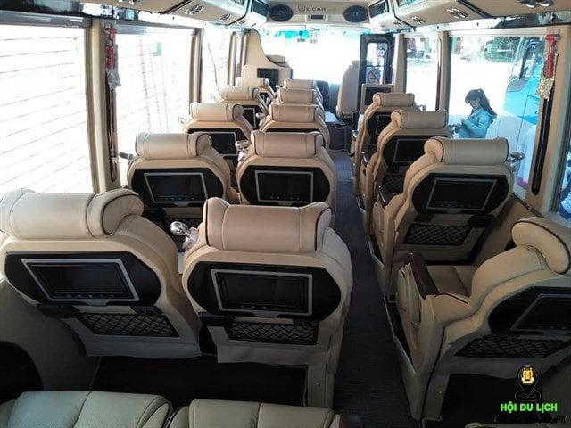 Nhà xe Đồng Phát đảm bảo phục vụ khách hàng tận tâm trong suốt hành trình của mình