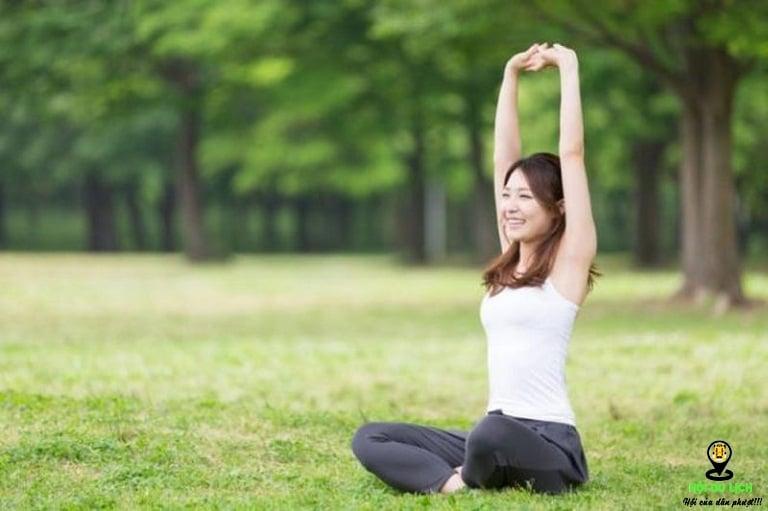 Không nên bỏ qua việc tập thể dục vào ngày tết