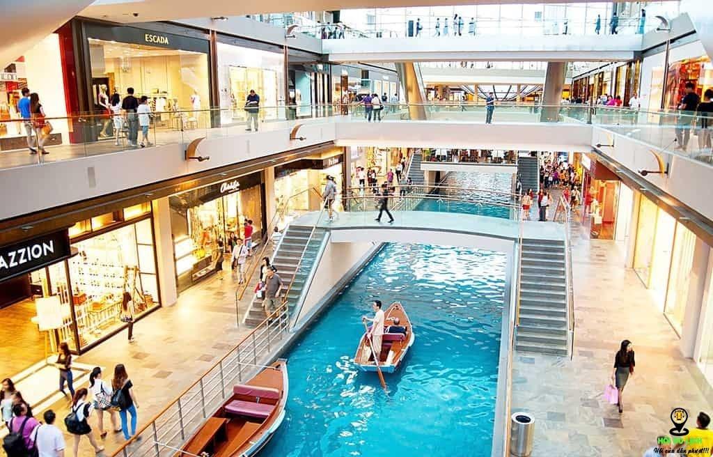 Bạn có thể được hoàn thuế khi mua sắm tại nhiều cửa hàng ở Singapore