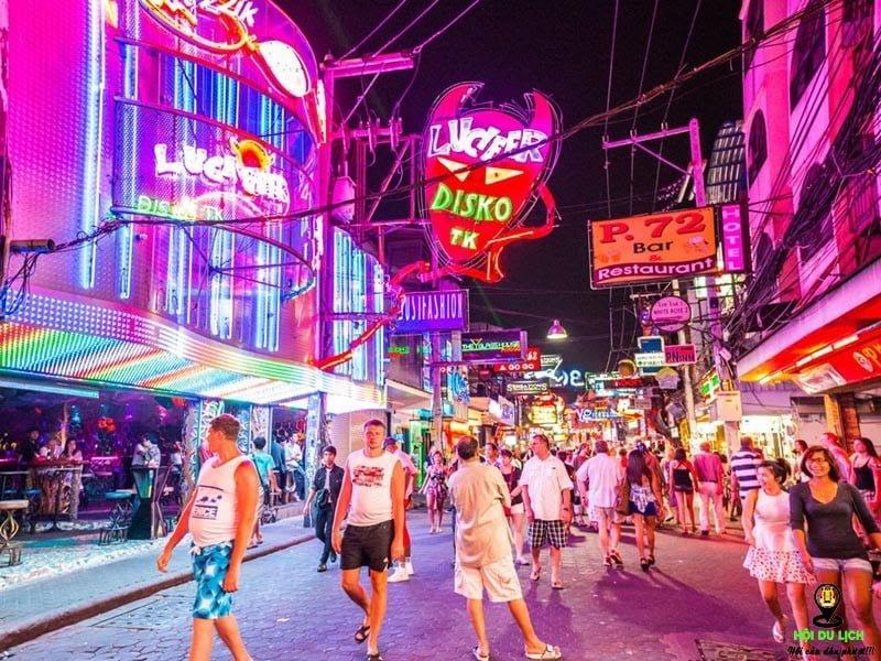 Pattaya - Địa điểm du lịch nước ngoài ngày Tết dành cho những bạn yêu thích các hoạt động vui chơi, giải trí