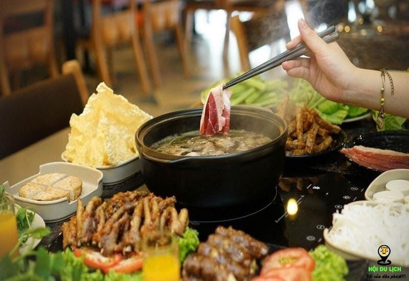 Nên tìm các địa điểm ăn ngon – bổ - rẻ để thưởng thức.
