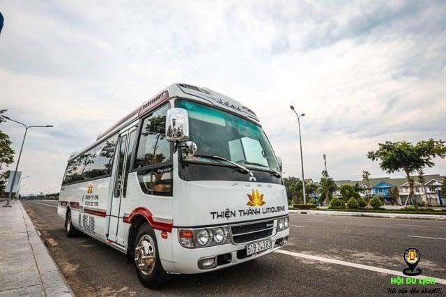 Xe limousine Sài Gòn đi Kiên Giang