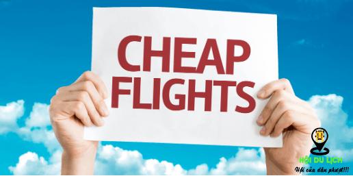 Săn vé máy bay giá rẻ được nhiều bạn trẻ lựa chọn.