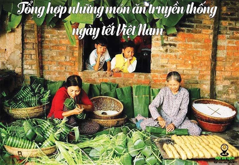 Những món ăn truyền thống