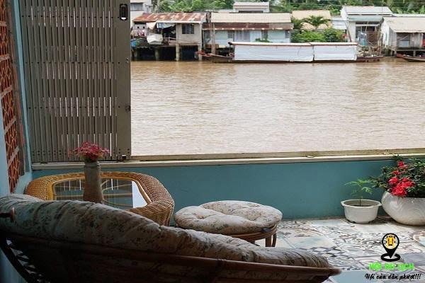 View sông nước ngay tại căn phòng của bạn