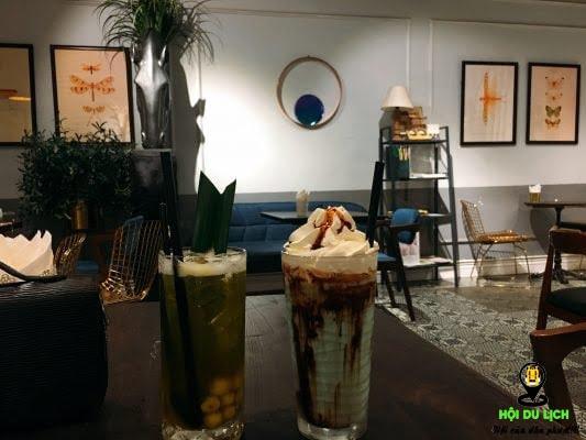 Những quán cafe muôn màu ở Hà Nội