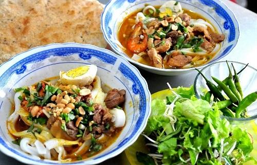 Top các món ăn ngon tại Đà Nẵng