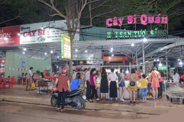 Top cá món ăn ngon tại Vũng Tàu