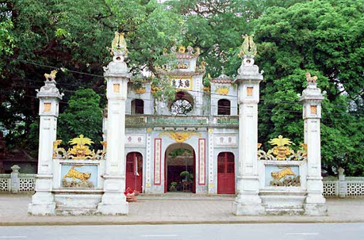 Top các ngôi chùa nổi tiếng ở Hà Nội