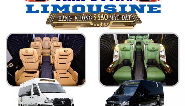 Top nhà xe limousine từ Đà Lạt về Sài Gòn chất lượng tuyệt vời nhất