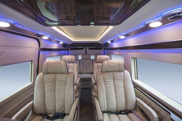 Tổng hợp các hãng xe limousine đi Đà Lạt giá rẻ hàng ngày