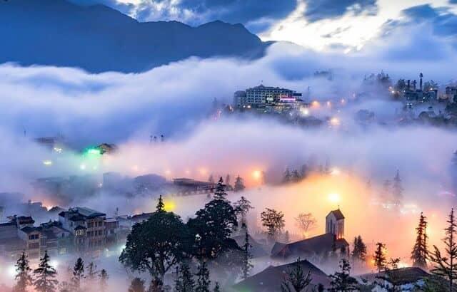 Khám phá vẻ đẹp Tây Bắc qua 5 địa điểm nổi tiếng